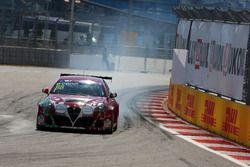 Michela Cerruti, Mulsanne Racing, Alfa Romeo Giulietta TCR