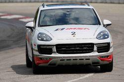 IMSA-Sicherheitsfahrzeug von Porsche