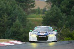 #9 Stevenson Motorsports Audi R8 LMS GT3: Matt Bell, Lawson Aschenbach