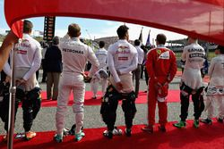 Max Verstappen, Red Bull Racing, Nico Rosberg, Mercedes AMG F1, Daniel Ricciardo, Red Bull Racing, K