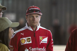 Kimi Raikkonen, Ferrari en el Shell Eco-marathon cars