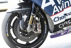 Mike Jones, Avintia Racing, detail remmen