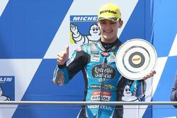 Podium: third place Aron Canet, Estrella Galicia 0,0