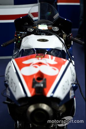 Moto de Mike Jones, Avintia Racing