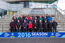 2016 ELMS team managers groepsfoto