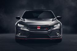 Honda Civic Type-R, il prototipo
