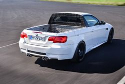 BMW M3 Pickup, concept car 2011