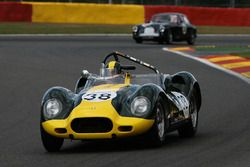 #38 Lister-Jaguar 'Knobbly' (1968): Gijzen Jan