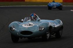 #49 Jaguar D-type (1955): Клайв Джой, Джарра Венейблз