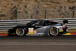 #88 Proton Competition, Porsche 911 RSR 991: Gianluca Roda, Christian Ried, Matteo Cairoli