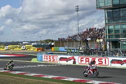 Segundo lugar Michael van der Mark, Honda World Superbike Team