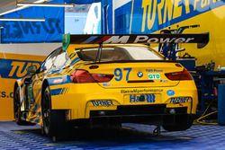 #97 Turner Motorsport BMW M6 GT3: Michael Marsal, Markus Palttala, Cameron Lawrence