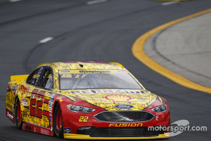 Joey Logano, Team Penske, Ford