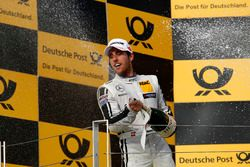 Podium: third place Daniel Juncadella, Mercedes-AMG Team HWA, Mercedes-AMG C63 DTM