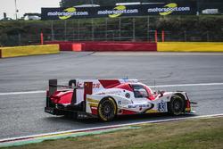 #33 Eurasia Motorsport, Oreca 05 - Nissan: Jun Jin Pu, Nick de Bruijn, Tristan Gommendy