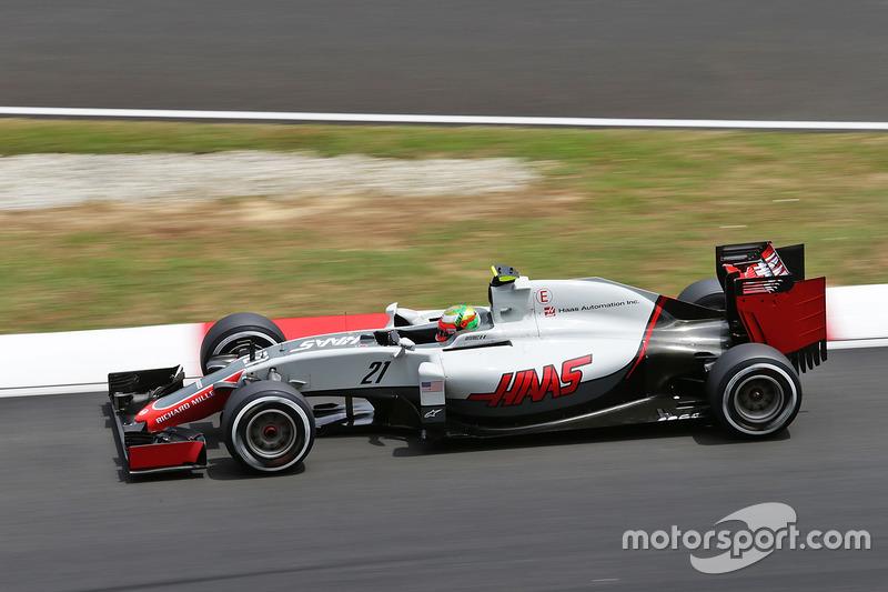 13: Естебан Гутьєррес, Haas F1 Team VF-16