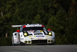 #911 Porsche Team North America Porsche 911 RSR: Nick Tandy, Patrick Pilet, Richard Lietz
