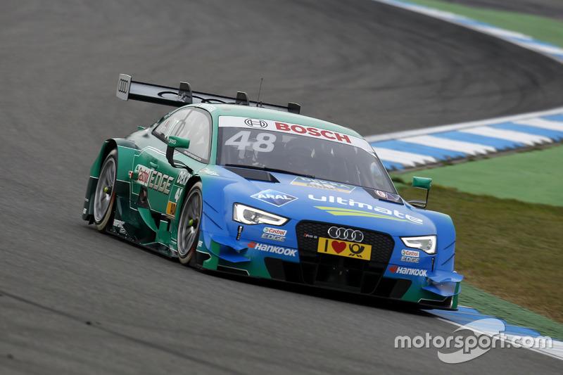 1. Edoardo Mortara, Audi Sport Team Abt Sportsline, Audi RS 5 DTM