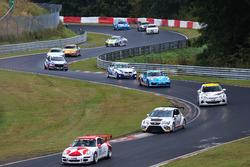 Jens Moetefindt, Michael Bonk, Volker Piepmeyer, Porsche 997 GT3 Cup