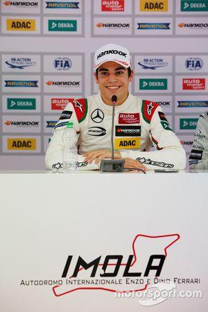 Conférence de presse : Lance Stroll, Prema Powerteam Dallara F312 – Mercedes-Benz