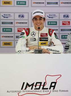 Persconferentie: Lance Stroll, Prema Powerteam Dallara F312 – Mercedes-Benz