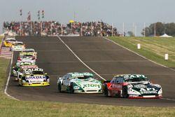 Juan Jose Ebarlin, Donto Racing Torino, Agustin Canapino, Jet Racing Chevrolet, Emanuel Moriatis, Ma