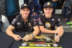 Lee Holdsworth and Karl Reindler, Team 18