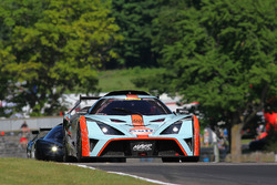 #8 Mantella Autosport Inc. KTM XBow GT4: Anthony Mantella