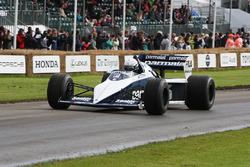 Riccardo Patrese, Brabham BMW BT52