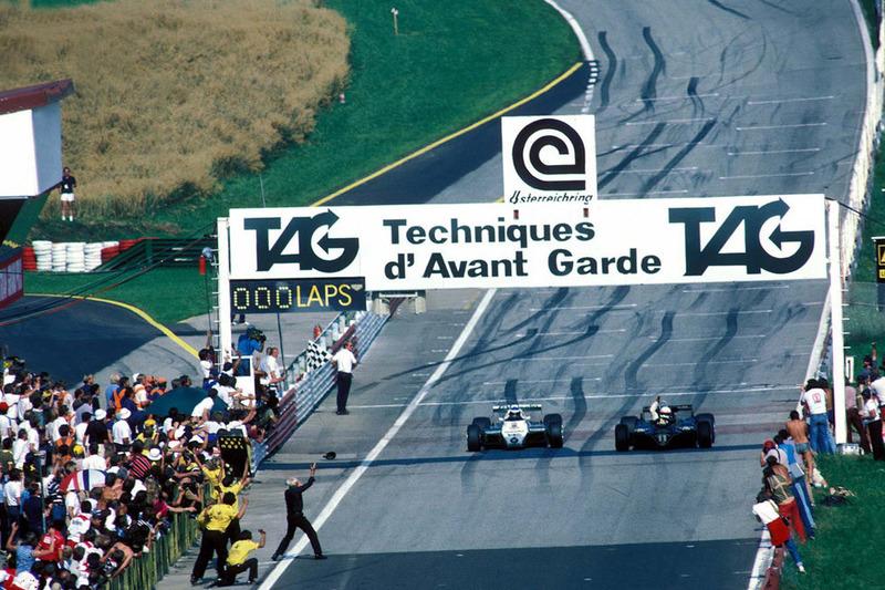 Keke Rosberg, Williams FW08 ve Elio de Angelis Lotus 91