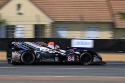#84 SRT41 by Oak Racing, Morgan Nissan: Frédéric Sausset, Christophe Tinseau, Jean-Bernard Bouvet