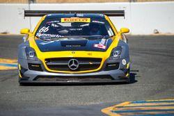 #66 DragonSpeed Mercedes-Benz AMG SLS GT3: Jonathan Summerton