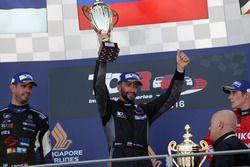 Il vincitore della gara Mikhail Grachev, Honda Civic TCR , WestCoast Racing
