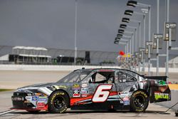 Car of Darrell Wallace Jr., Roush Fenway Racing Ford