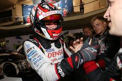 Troisième place pour Stéphane Sarrazin, Toyota Racing
