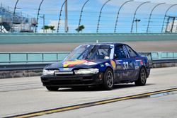 #37 MP4C Acura Integra: Herbert Gomez of Scuderia Shell Burbank