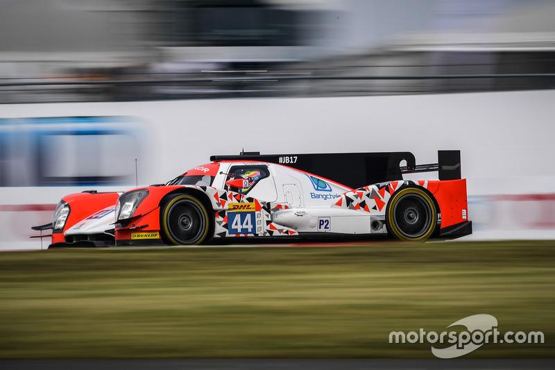 5. LMP2: #44 Manor, Oreca 05 - Nissan