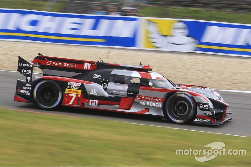 1. LMP1: #7 Audi Sport Team Joest, Audi R18