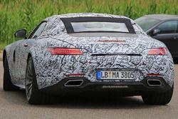 Spyshot de la Mercedes-AMG GT C Roadster