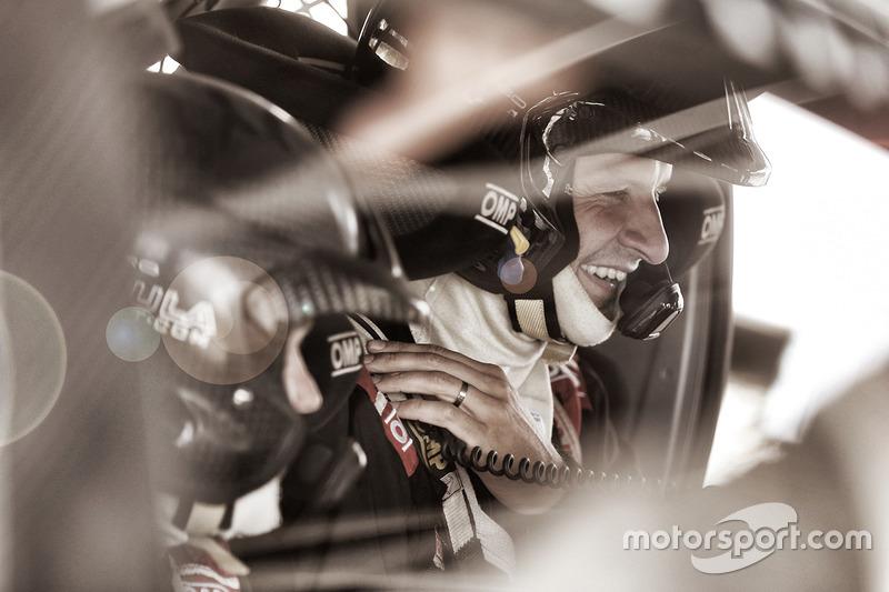 Juho Hanninen, Toyota Yaris WRC 2017 test