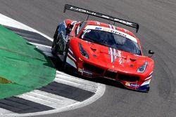 #48 AF Corse Ferrari 458 Italia GT3: Jamie Stanley, Paul McNeilly