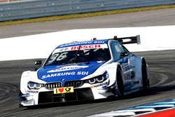 Maxime Martin (BEL) BMW Team RBM, BMW M4 DTM