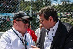 Chip Ganassi, Ford Chip Ganassi Racing, Gerard Neveu, WEC CEO