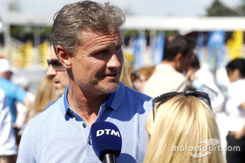David Coulthard - Ningún equipo, sólo la selección de Escocia