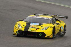Lamborghini Huracan-SGT3 #9, Di Folco-Zaugg, Antonelli Motorsport