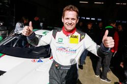 Polesitter: #28 Land Motorsport, Audi R8 LMS: Marc Basseng