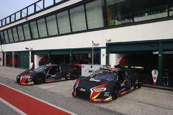#3 Belgian Audi Club Team WRT Audi R8 LMS GT3: Filipe Albuquerque, Rodrigo Baptista