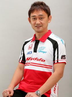 Ryo Michigami, directeur du Drago Modulo Honda Racing