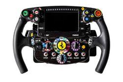 Ferrari SF16-H, il volante di Kimi Raikkonen