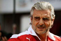Maurizio Arrivabene, Ferrari, Team Principal